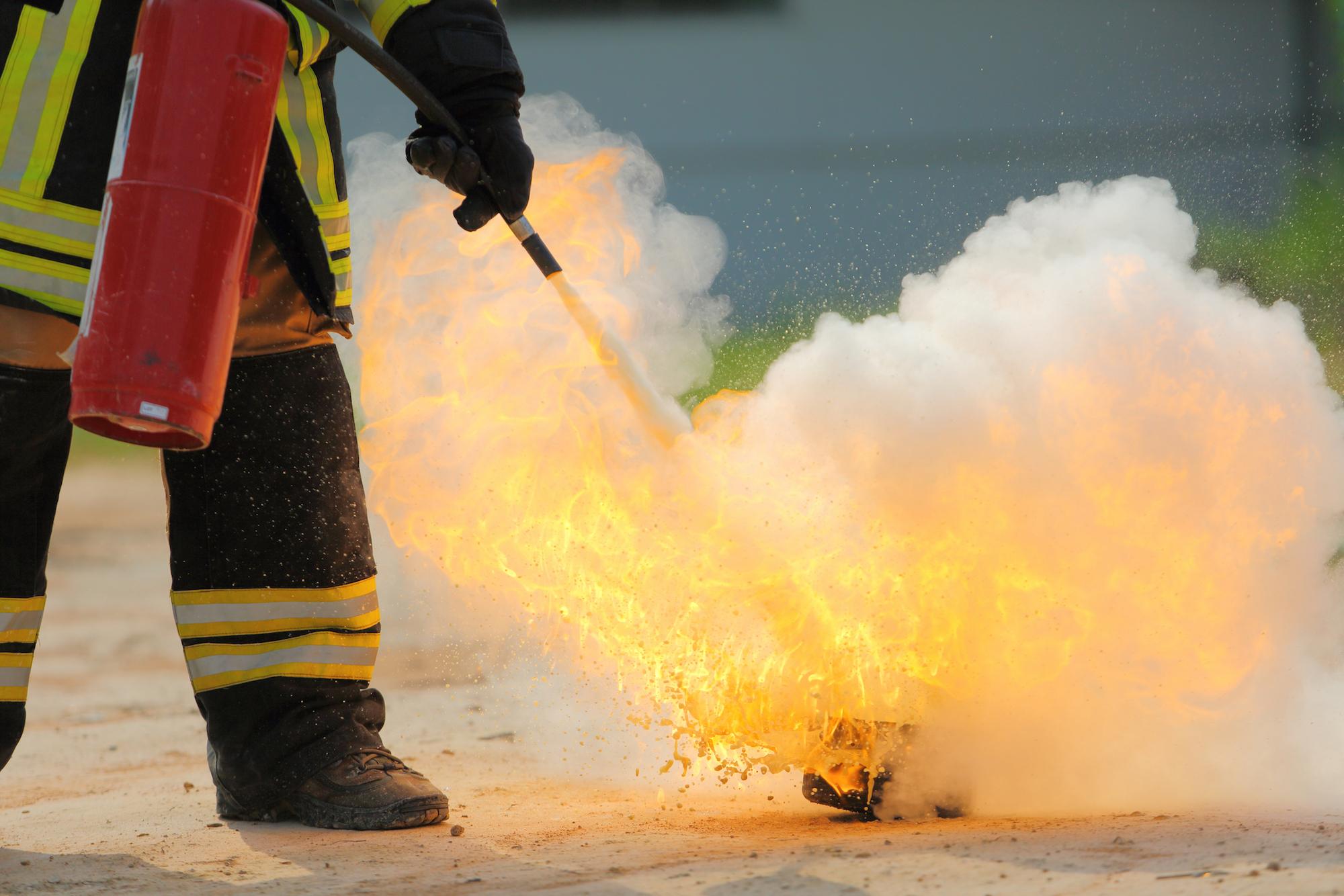 Common questions concerning fire damage | D-MAC Restoration Inc